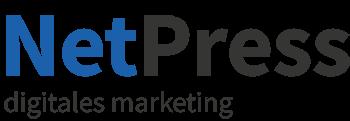 NetPress Content Marketing Logo