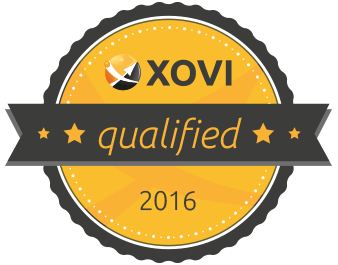 Xovi qualified