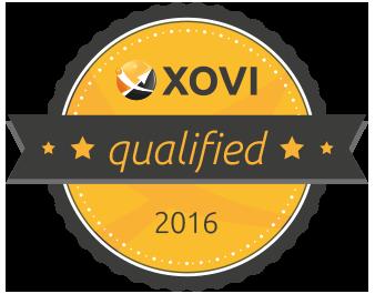 Xovi qualified