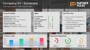 PartnerPulseScorecarding - Screenshot-ReportCard