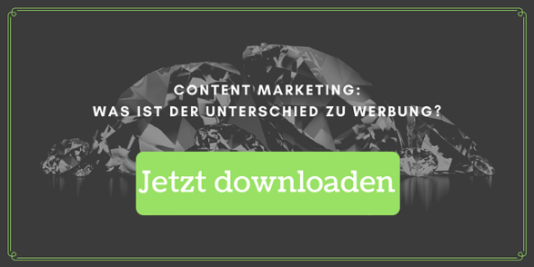 NetPress Whitepaper Content Marketing Unterschied zur Werbung