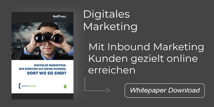 Digitales Marketing: Mit Inbound Marketing Kunden gezielt online erreichen